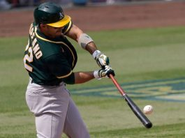 Oakland Athletics slugger Ramon Laureano lands on IL with hip injury