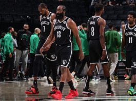 Brooklyn Nets are '21-22 NBA champions; Lakers and Bucks next