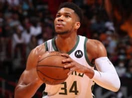 Milwaukee Bucks' Giannis Antetokounmpo upgraded to questionable for Game 1 of NBA Finals vs. Phoenix Suns