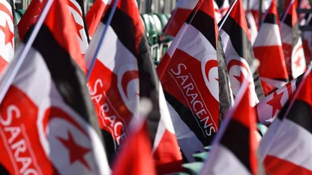 Theo McFarland: Saracens have signed Samoa a contract ahead of Premiership Return