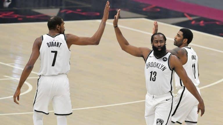 Brooklyn Nets are the NBA's most successful season so far