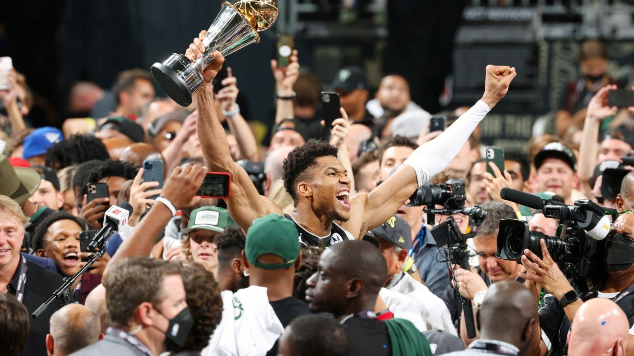 Giannis Antetokounmpo, Milwaukee Bucks' General Manager, purchases a stake in Milwaukee Brewers