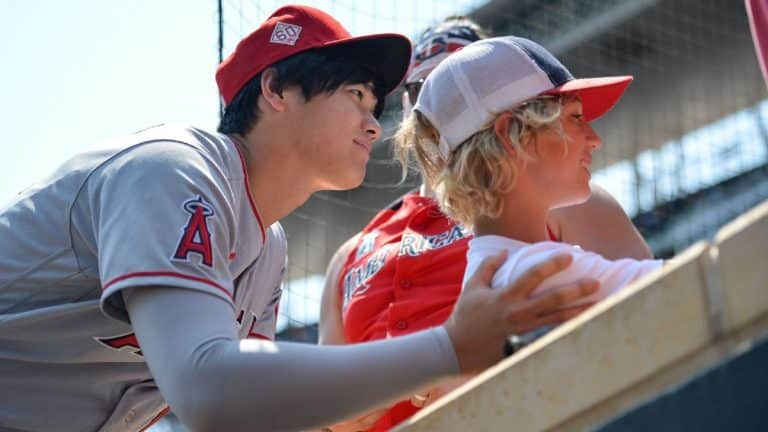 Shohei Ohtani at the Little League Classic No better representative could MLB find