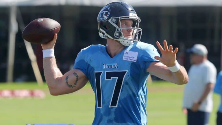 Titans' Ryan Tannehill makes progress in synergy with coordinator Todd Downing - Tennessee Titans blog